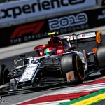 "Giovinazzi says first point shows his progress after ""two years without racing"" 