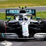 Bottas leads Hamilton in close second practice session | 2019 British Grand Prix second practice