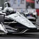 Pagenaud leads Friday practice at Honda Indy Toronto