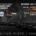 Watch today's Honda Indy Toronto action
