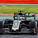 Grosjean says Haas's old aero feels much better after beating Magnussen's new-spec car | 2019 British Grand Prix