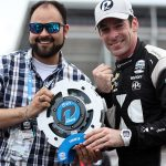 Pagenaud holds on for second pole of IndyCar season
