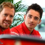 "Vettel still Ferrari's priority but Leclerc ""is proving he is very fast"" 