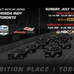 Watch today's Honda Indy Toronto