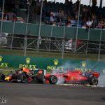 Vettel given penalty points for Verstappen crash | 2019 British Grand Prix