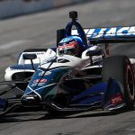 With Toronto adventures behind him, Sato readies for Iowa night race