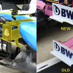 Analysis: Williams and Racing Point make small steps ahead of big upgrades | F1 technology