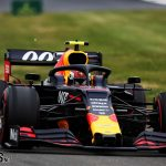 "Gasly aiming for more after ""big step forward"" at Silverstone 