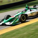Herta leads a pair of Penskes through Day 1 at Mid-Ohio