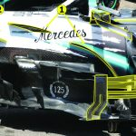 Analysis: Mercedes overhaul their sidepods for German GP | F1 technology
