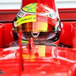 """Dad's seat fit perfectly"": Mick Schumacher on his Ferrari F2004 run 