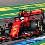 "Vettel ""bitter"" after different faults put both Ferraris out of qualifying 