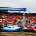 Williams hoped for bigger gain from upgrade – Kubica | 2019 German Grand Prix