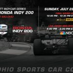 Watch today's NTT IndyCar Series practice at noon ET