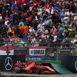 "Leclerc fumes over ""unacceptable"" run-off after crash   2019 German Grand Prix"