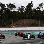 Albon: 'I didn't want to overtake Lewis' | 2019 German Grand Prix