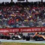 McLaren right not to gamble on slicks – Sainz | 2019 German Grand Prix