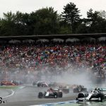 Raikkonen: Nothing special about start which attracted penalty   2019 German Grand Prix