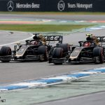 Grosjean and Magnussen don't fear losing seats over collisions | 2019 Hungarian Grand Prix
