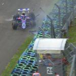 Hungarian Grand Prix: Red Bull top wet practice