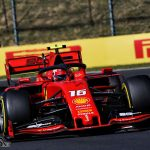 "Ferrari drivers were ""pushing flat-out"" despite finishing a minute behind 