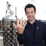 Pagenaud calls Borg-Warner Trophy in Paris 'picture perfect'