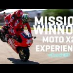 Mission Winnow Moto X2 Experience at the 2019 #CzechGP