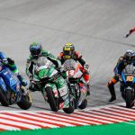 Moto2™, Moto3™ teams all set for Spielberg test