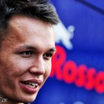 "Albon says Red Bull promotion feels ""surreal"" 