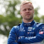 Dixon on Rosenqvist: 'He's a big talent'