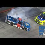 Friesen spins after incident with Crafton at Bristol