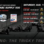 NBCSN has today's NTT P1 Award qualifying at 2:30 p.m. ET