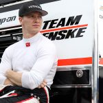 Newgarden on Pocono pole after qualifying canceled