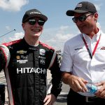 Notebook: Newgarden has the lead but others lurking