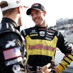 Bourdais feels right at home on Portland road course