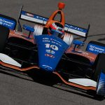 INDYCAR Q&A: Rosenqvist talks rookie season, credits Franchit...
