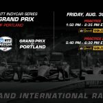 Watch Today's INDYCAR action from Portland