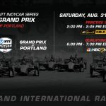 Watch the action from today's Grand Prix of Portland