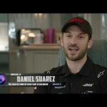 Suarez: Drivers have to be 'mistake-free' at Darlington: GarageCam
