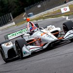 Herta earns pole for Grand Prix of Portland