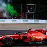 The best images as Ferrari win Italian Grand Prix