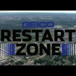 Every restart from the Monster Energy NASCAR Cup Series race at Indianapolis: GEICO Restart Zone