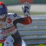 Toba on top in Moto3™ Misano warm-up