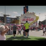 Fabulous Las Vegas sign makes appearance at Las Vegas Motor Speedway: Sights and Sounds