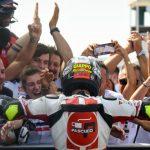 Suzuki makes it 10 different Moto3™ winners in 2019