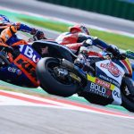 Misano Moto2™ track limit incident referred to an appeal