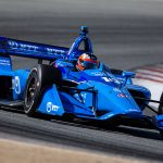 Title Pre-Qualifying: Rookie Rosenqvist leads final practice