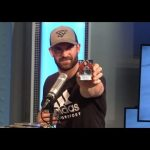 Unboxing: Corey LaJoie checks out Panini's Victory Lane NASCAR Trading Cards