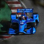 Rosenqvist on first INDYCAR season: 'Biggest challenge I've had'