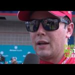 Erik Jones reacts to early exit at Charlotte Motor Speedway Roval, NASCAR Playoffs